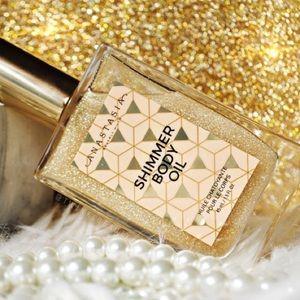 💖Anastasia Beverly Hills Shimmer Body Oil - BNIB!
